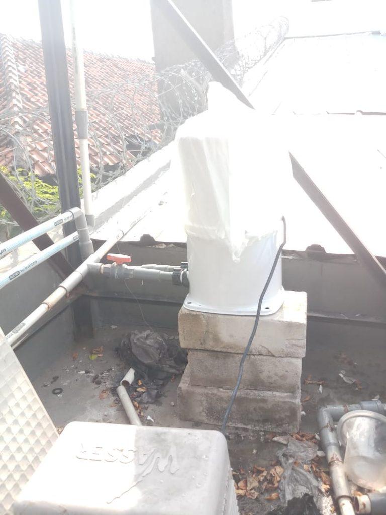 jasa service pompa air bintaro