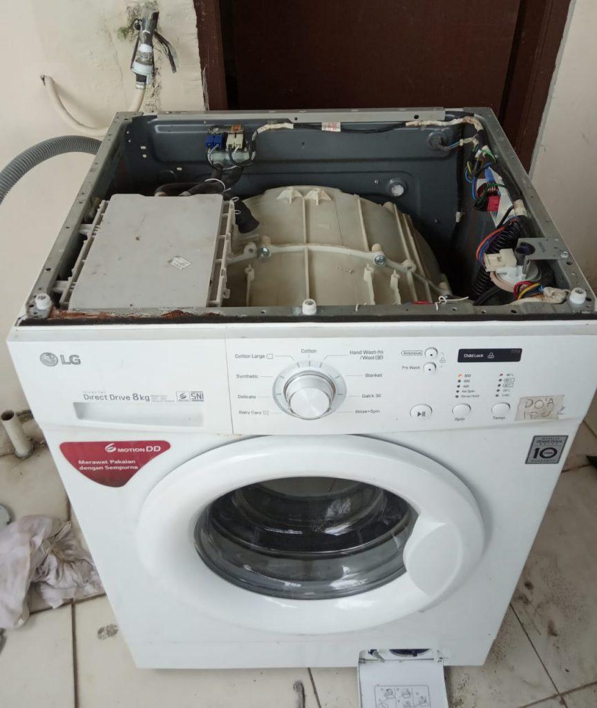 jasa service mesin cuci bintaro bsd